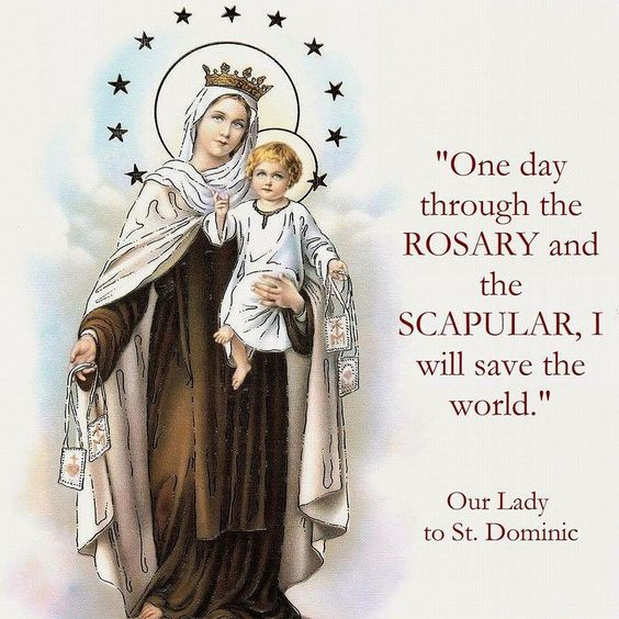 Feast of Our Lady of Mount Carmel @ Mount Carmel Spirituality Centre