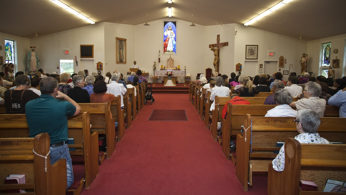 Inauguration Mass - June 2017