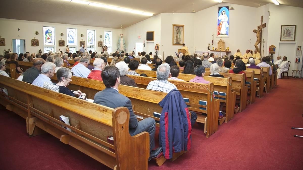 Inauguration Mass - June 2017