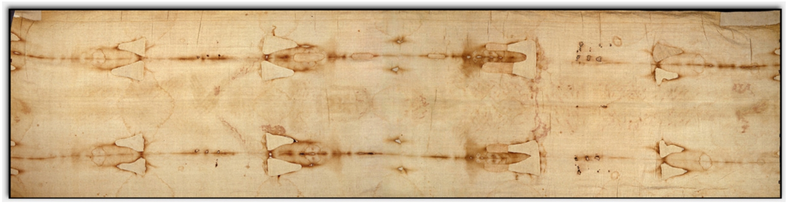 Shroud of Turin - June 8, 2019 » Mount Carmel Spirituality Centre